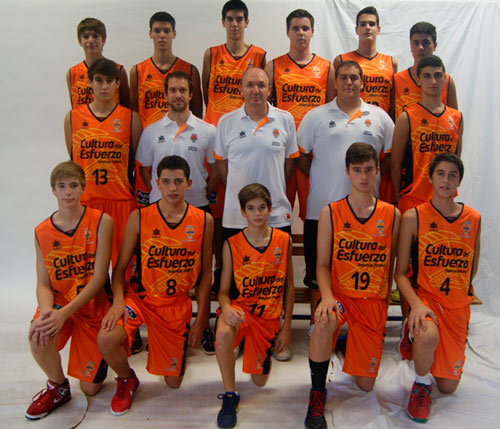 Valencia-Basquet-Cadete