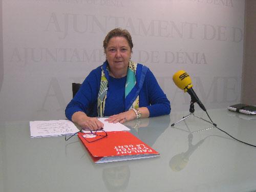 Elisabet.Cardona.concejala.socialista.Ayuntamiento