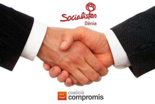 acuerdo Psoe compromis denia