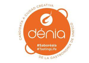 logo candidatura ciudad gastronomica