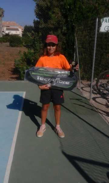 club de tenios torneo 1