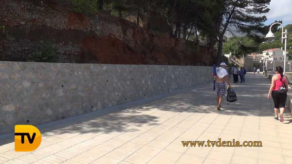 muro marinetas