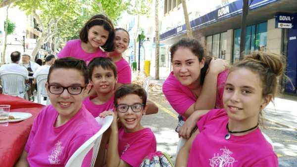 CONCURS DE PAELLES DE SANT ROC XIQUETS 07-08-16