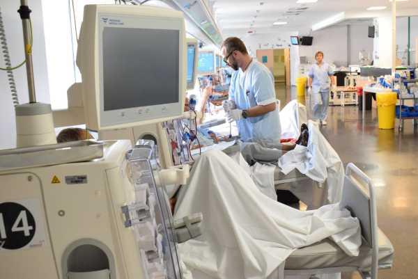 Diálisis Peritoneal hospital