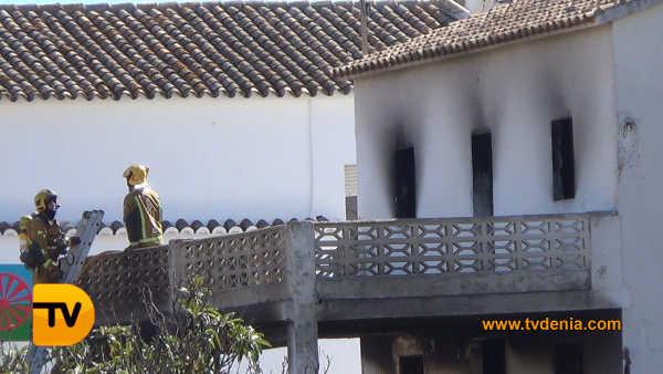 Incendio Casa 6