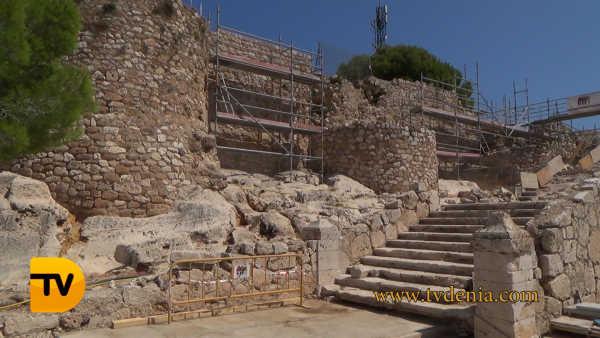 castillo denia escalera 3