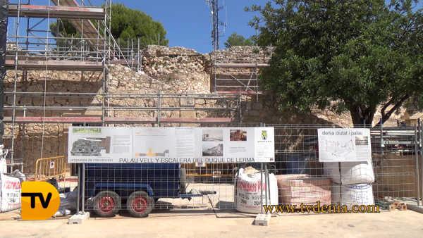 castillo denia escalera 7