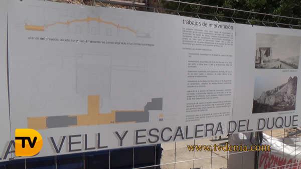 castillo denia escalera 8