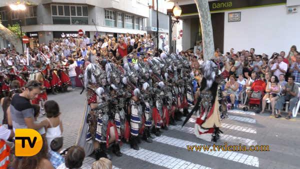 desfile gala Moros y Cristianos 11
