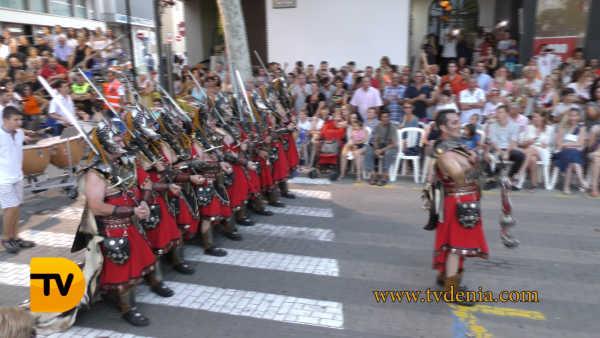 desfile gala Moros y Cristianos 12
