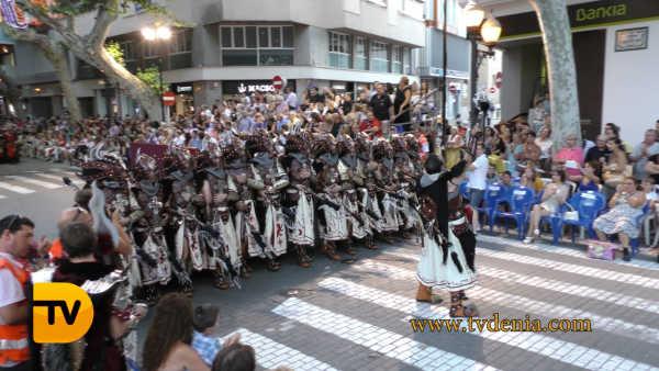 desfile gala Moros y Cristianos 13