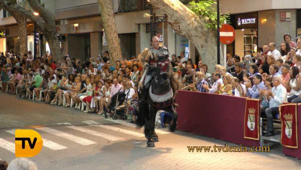 desfile gala Moros y Cristianos 15