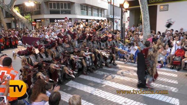 desfile gala Moros y Cristianos 16