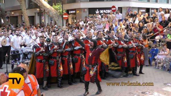desfile gala Moros y Cristianos 17