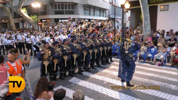 desfile gala Moros y Cristianos 19