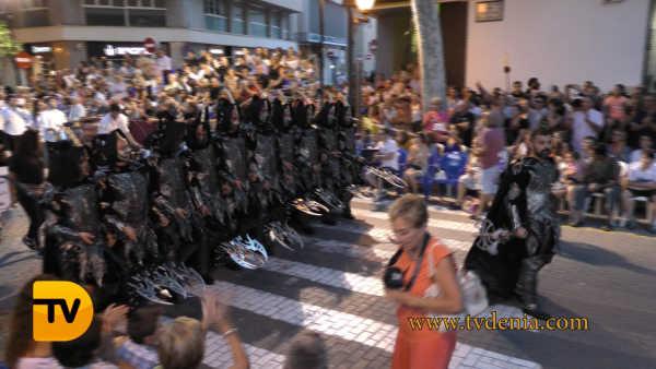desfile gala Moros y Cristianos 24