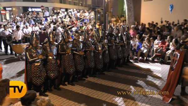 desfile gala Moros y Cristianos 29