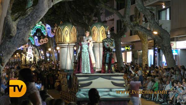 desfile gala Moros y Cristianos 34