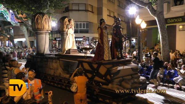 desfile gala Moros y Cristianos 37