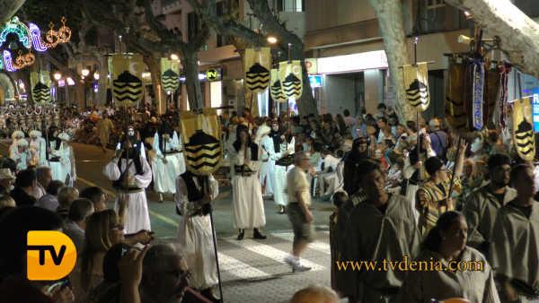 desfile gala Moros y Cristianos 45