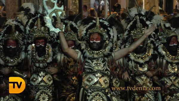 desfile gala Moros y Cristianos 46