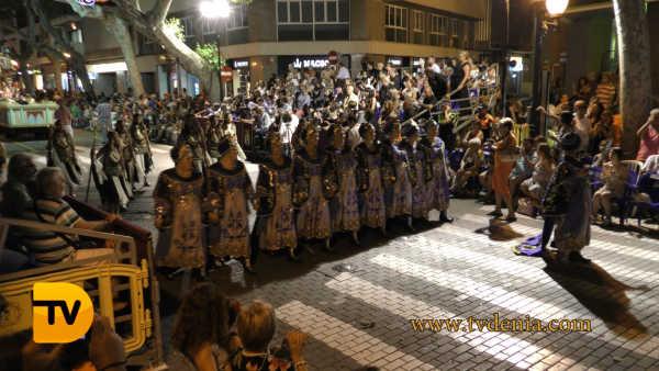 desfile gala Moros y Cristianos 48