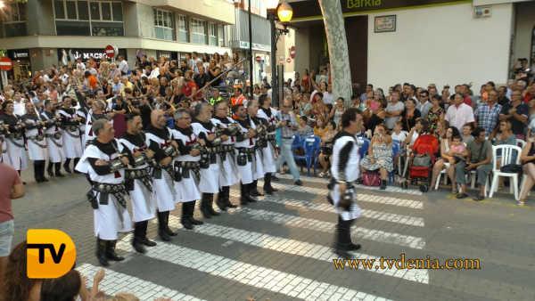desfile gala Moros y Cristianos 5