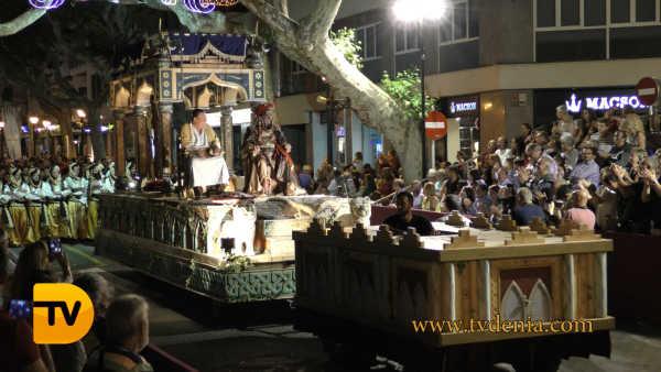 desfile gala Moros y Cristianos 50