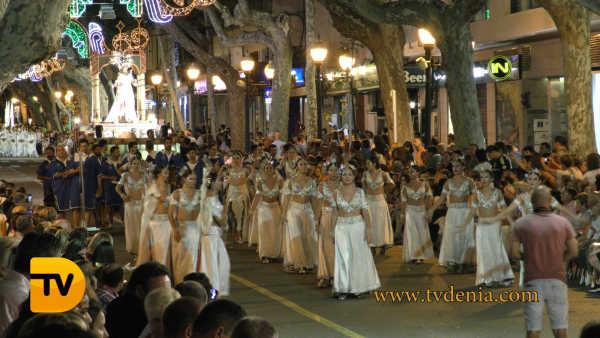 desfile gala Moros y Cristianos 55