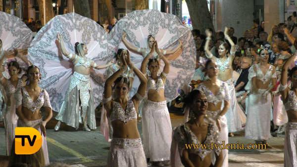 desfile gala Moros y Cristianos 56