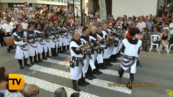 desfile gala Moros y Cristianos 6