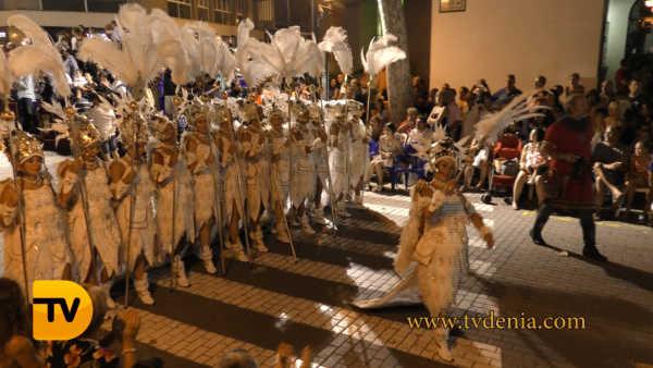 desfile gala Moros y Cristianos 68