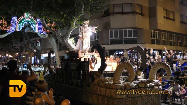 desfile gala Moros y Cristianos 70