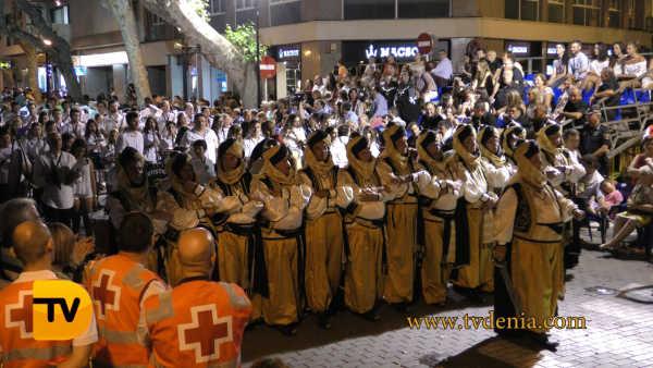 desfile gala Moros y Cristianos 72