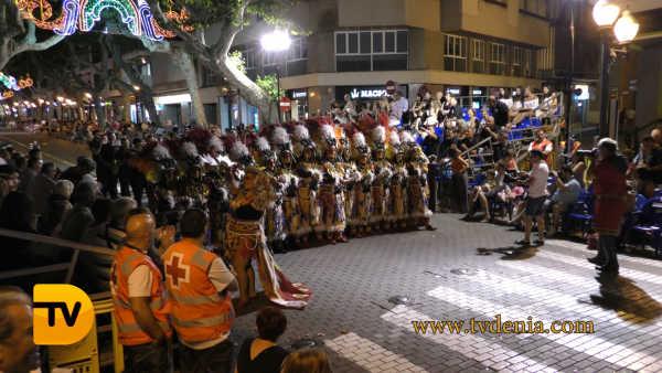 desfile gala Moros y Cristianos 76