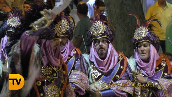 desfile gala Moros y Cristianos 77