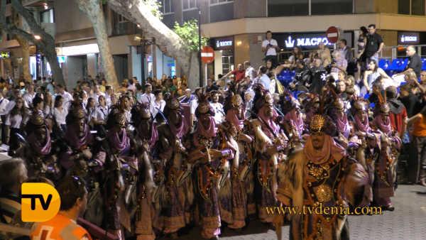 desfile gala Moros y Cristianos 78