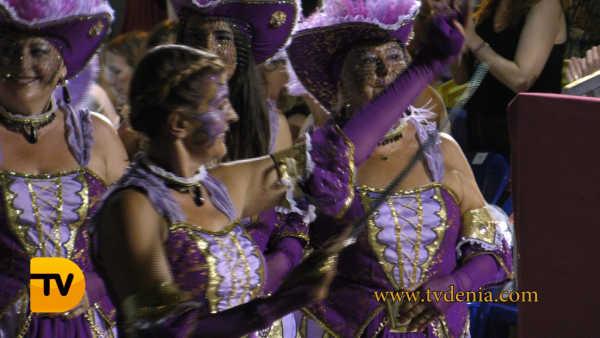 desfile gala Moros y Cristianos 79