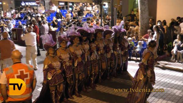 desfile gala Moros y Cristianos 80