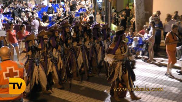 desfile gala Moros y Cristianos 81