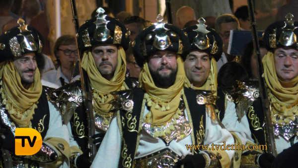 desfile gala Moros y Cristianos 82