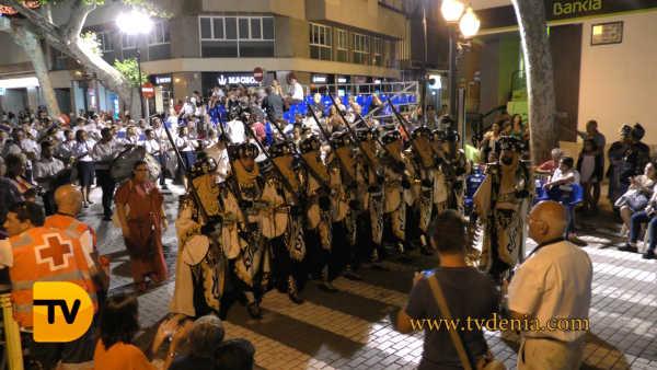 desfile gala Moros y Cristianos 83