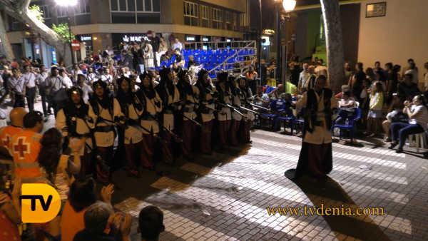 desfile gala Moros y Cristianos 84
