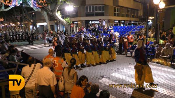 desfile gala Moros y Cristianos 87