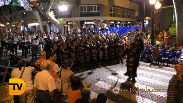 desfile gala Moros y Cristianos 89