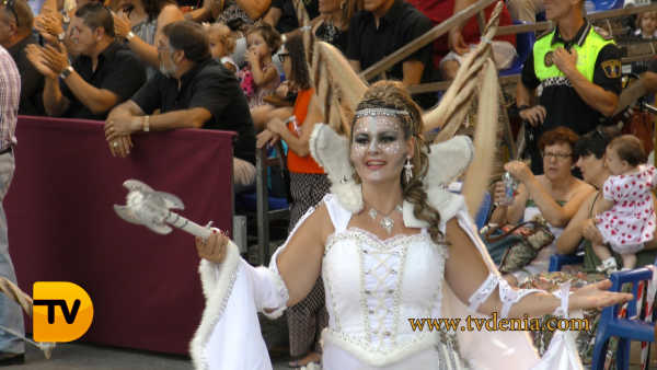 desfile gala Moros y Cristianos 9