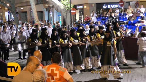 desfile gala Moros y Cristianos 91