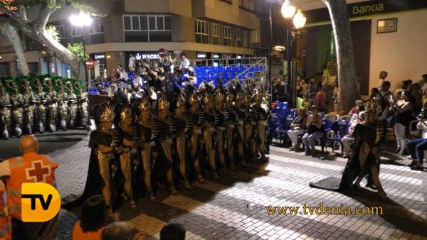 desfile gala Moros y Cristianos 92