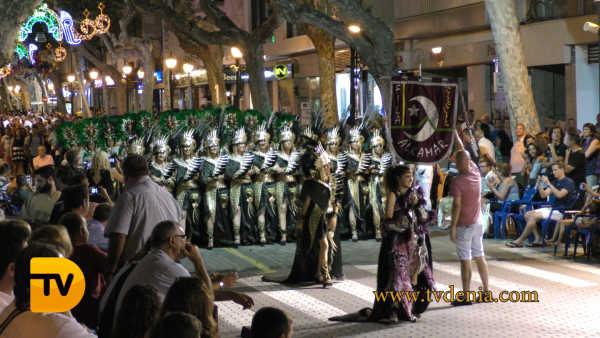 desfile gala Moros y Cristianos 93