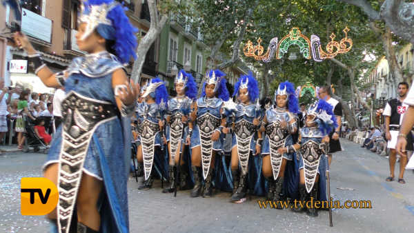 desfile infantil 1
